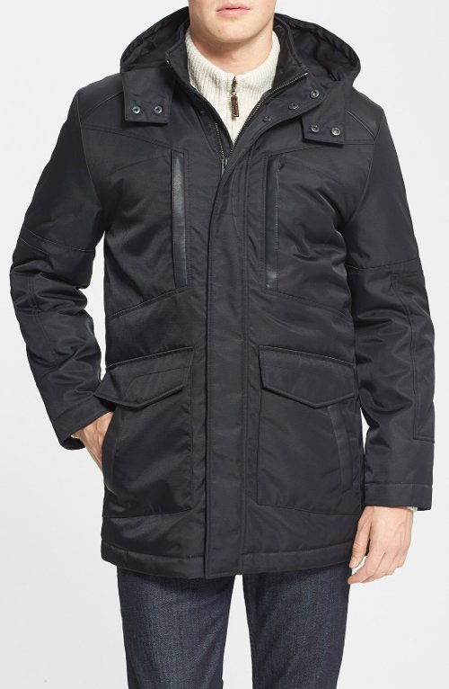 'Oscar' Water Resistant Field Coat Jacket by Marc New York by Andrew Marc in The American