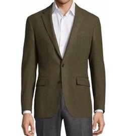 Long Sleeve Wool Blazer by Polo Ralph Lauren in New Girl