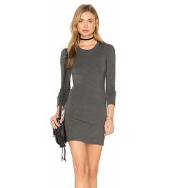 Mini Long Sleeve Dress by Blq Basiq in The Good Fight