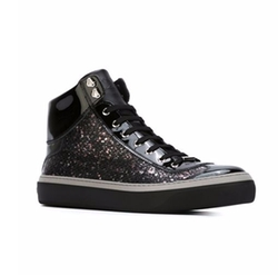 'Tokyo' Hi-Top Sneakers by Jimmy Choo in Empire