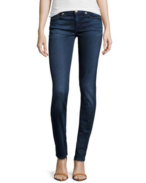 Roxanne Skinny Jeans by 7 For All Mankind in Laggies