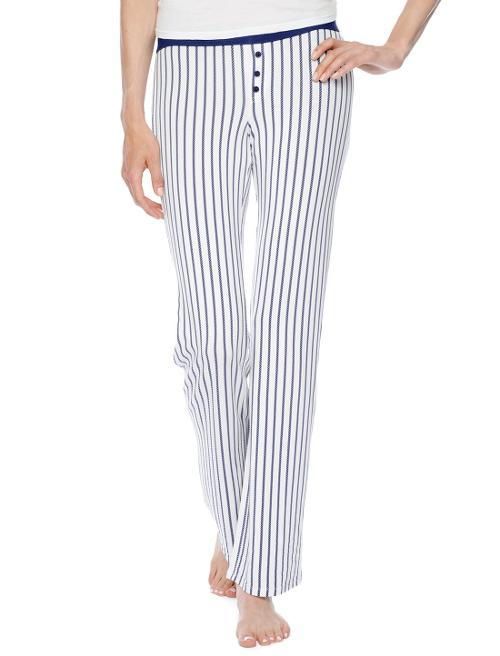 Chambray Stripe Pajama Pant by Splendid in Laggies