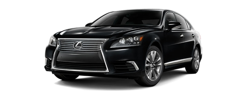 LS Sedan by Lexus in Suits - Season 6 Episode 5