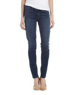 Medium Wash Super Skinny Jeans by Fade to Blue in Laggies