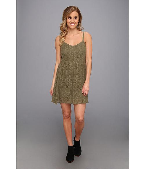 Laced Wave Dress by Volcom in Vampire Academy