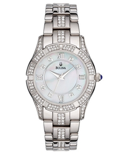 Silver-Tone Bracelet Watch by Bulova in Bad Moms