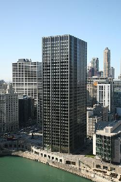 Chicago, Illinois by Equitable Building (Depicted as Faction Entrance) in Divergent