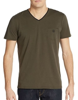V-Neck Tee by Sport The Kooples in American Pie