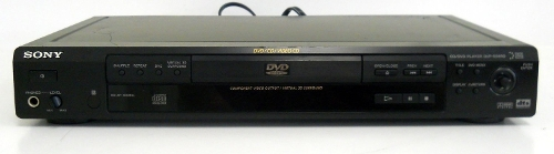 DVP-S560D CD/DVD Player by Sony in Me and Earl and the Dying Girl