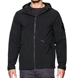 Storm Gear Jacket by Under Armour in The Fate of the Furious