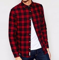 Plaid Shirt by Original Penguin in Silicon Valley