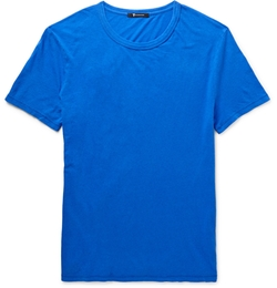 Cotton-Jersey T-Shirt by T By Alexander Wang in Empire