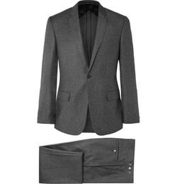 Slim-fit Wool Silk And Cashmere-Blend Suit by Kilgour in The Good Wife