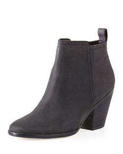 Chesney Leather Ankle Booties by Cole Haan in Fantastic Four