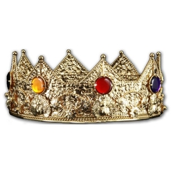Gold King Crown by Elope in Valentine's Day