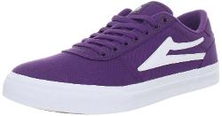 Men's Manchester Skate Shoe by Lakai in Into the Storm