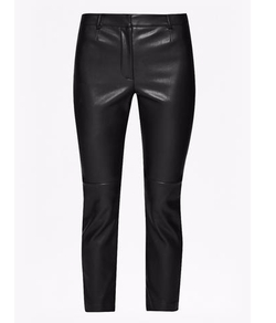 Faux Leather Trousers by French Connection in Chelsea
