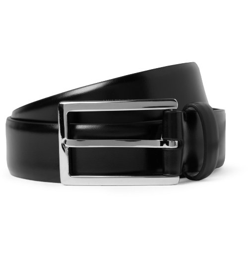Leather Belt by Mulberry in The Man from U.N.C.L.E.
