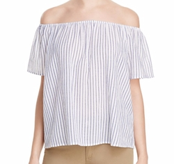 Amesti B Off-The-Shoulder Top by Joie in The Good Place