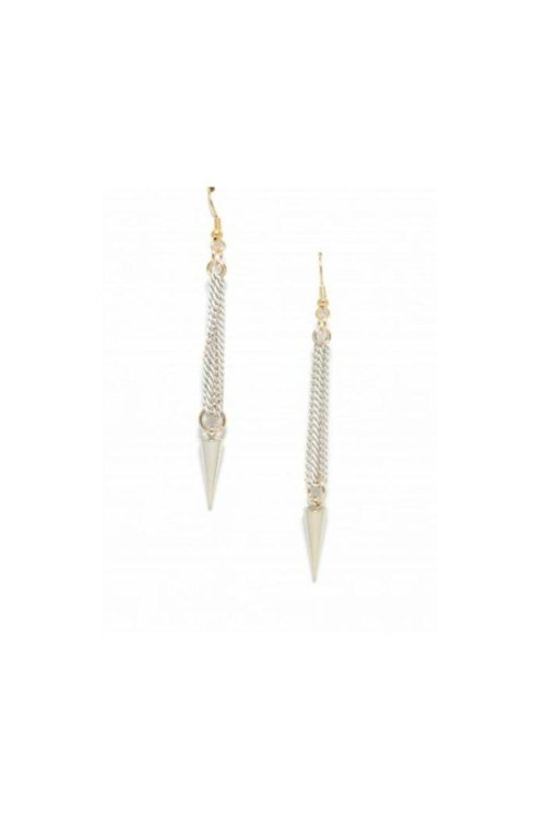 Spike & Ice Earrings by WorthTheWait in The DUFF