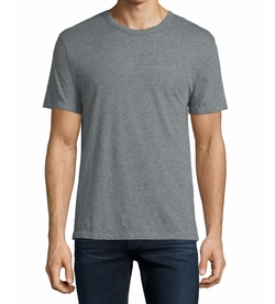 Classic Short-Sleeve Crewneck T-Shirt by T by Alexander Wang  in Lethal Weapon