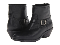 Lana Ankle Strap Boots by Frye in Tomorrowland