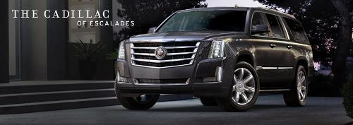 Cadillac Escalade ESV Base by Cadillac in Iron Man 3