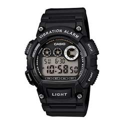 Resin Strap Digital Sport Watch by Casio in The Big Bang Theory