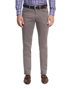 Five-Pocket Stretch Sateen Pants by Peter Millar in Jane the Virgin