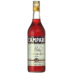 Aperitif Wine by Campari in Crazy, Stupid, Love.