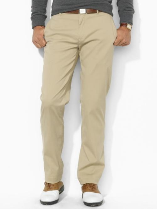 Barrow-Fit Pant by Polo Golf in Pain & Gain