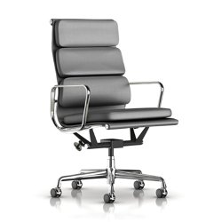 Soft Pad Executive Chair by Eames in Interstellar