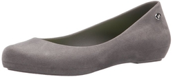 Women's Mel Pop Flocked I Ballet Flat Shoes by Mel By Melissa in The Big Bang Theory