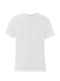 Crew-Neck T-Shirt by Sunspel in Fight Club