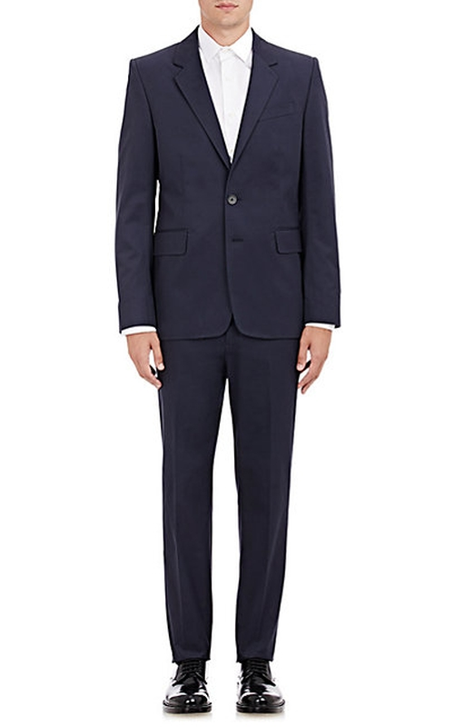 Portnoy Two-Button Suit by Ann Demeulemeester in Wedding Crashers