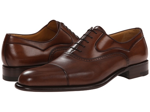 Black Label Oxford Shoes by A. Testoni in Suits - Season 5 Episode 6