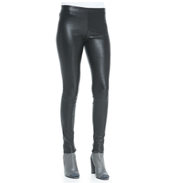 Smooth Leather Leggings by Vince in The Bachelor