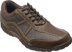 City Trails Stripe Lace Up Shoes by Rockport in The Big Bang Theory