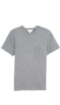 Garment Dye T-Shirt by Rag & Bone in The November Man