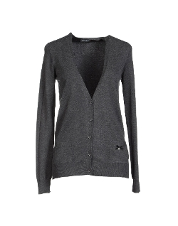 V-Neck Cardigan by Caractere in The D Train