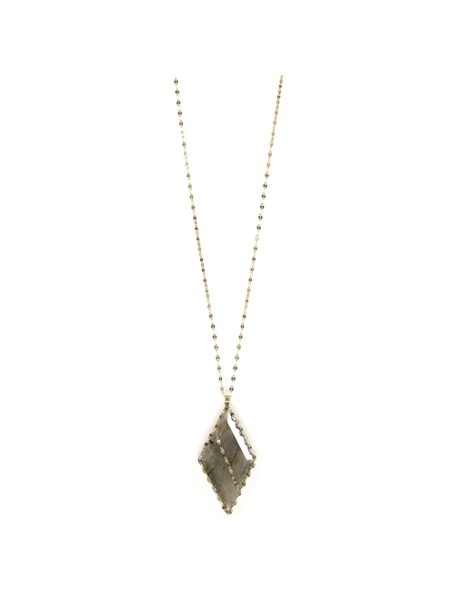 Lumos Edge Pendant Necklace by Lana in Pretty Little Liars