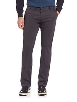Cotton Trousers by Canali in Ballers