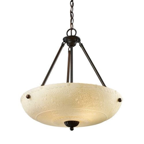 Pendant Fixture Lighting by ELK Lighting Restoration in Ted 2