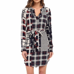 City Shirtdress by Sanctuary in Rosewood