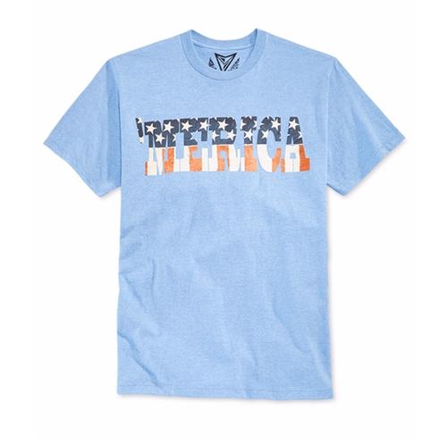 Men's 'Merica T-Shirt by Univibe in XOXO