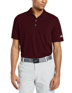 Golf Men's Puremotion Solid Jersey Polo by Adidas in Jersey Boys