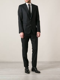 Formal Two Piece Suit by Dolce & Gabbana in Entourage