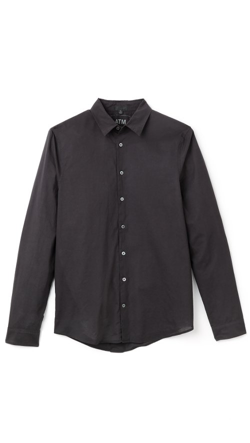Button Down Shirt by ATM Anthony Thomas Melillo in The DUFF