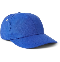 Cotton-Blend Baseball Cap by Ami in Unfriended