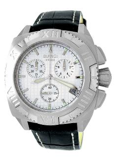 Men's Quadra Chronograph Watch by Roberto Bianci in Project Almanac